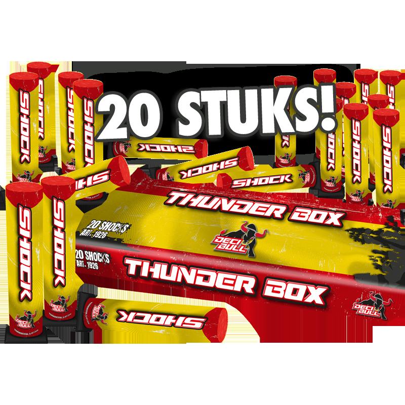 DECIBULL Thunderbox