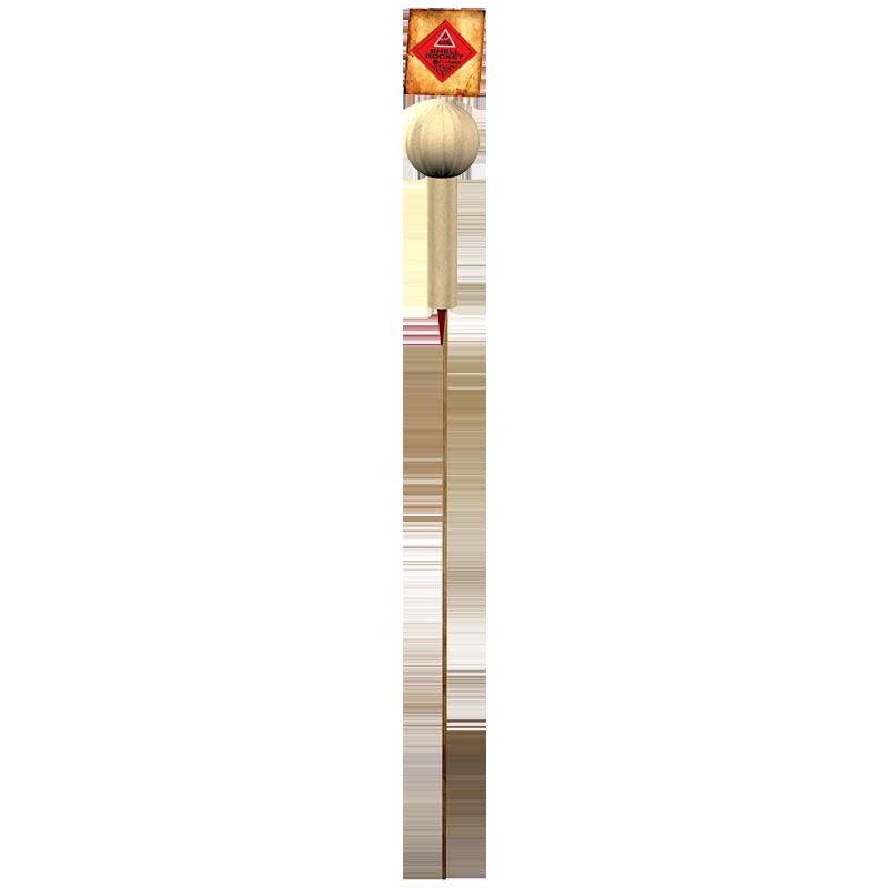 Shell Rocket