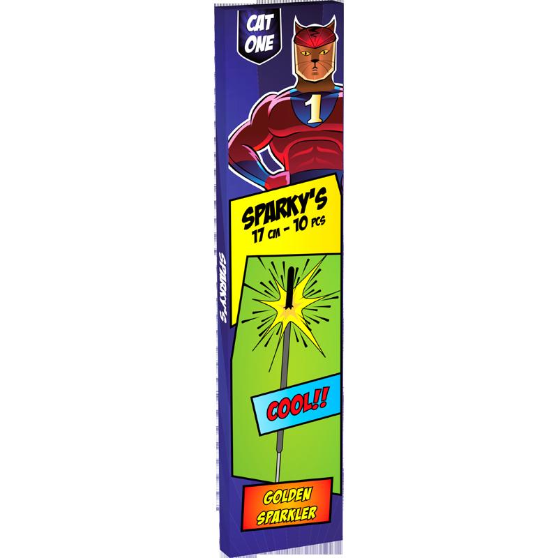 Sparky's 17cm