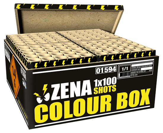 Zena colour box