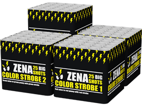 zena color strobe series