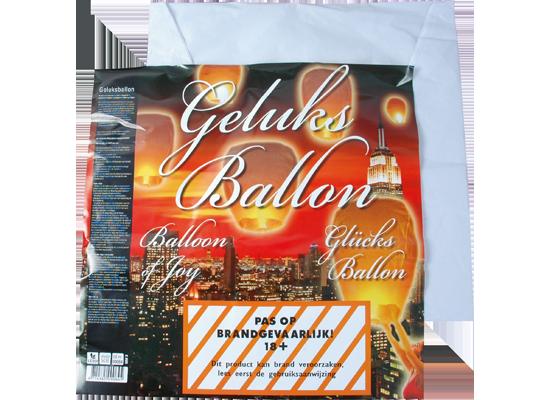Geluksballon