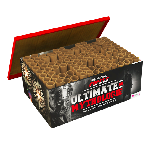ULTIMATE MYTHOLOGY BOX 116 Shots