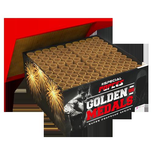 GOLD MEDALS 100 Shots