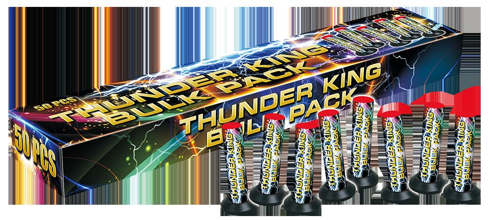 ThunderKing Bulk Pack 50 stuks