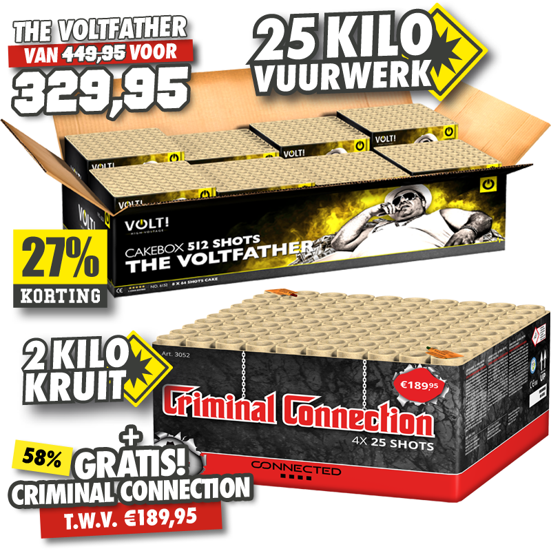 The Voltfather + Criminal Connection