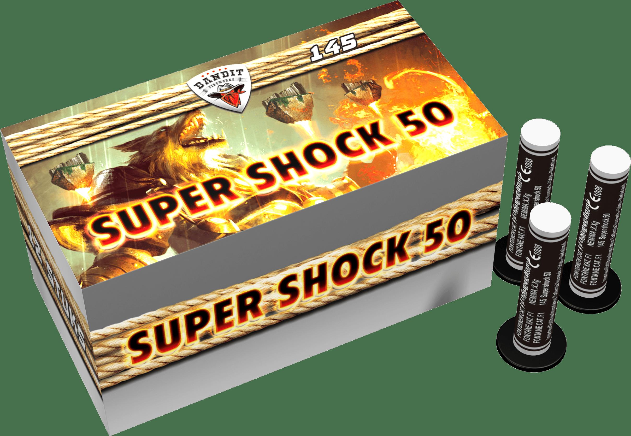 Super Shock Xl (50 stuks)
