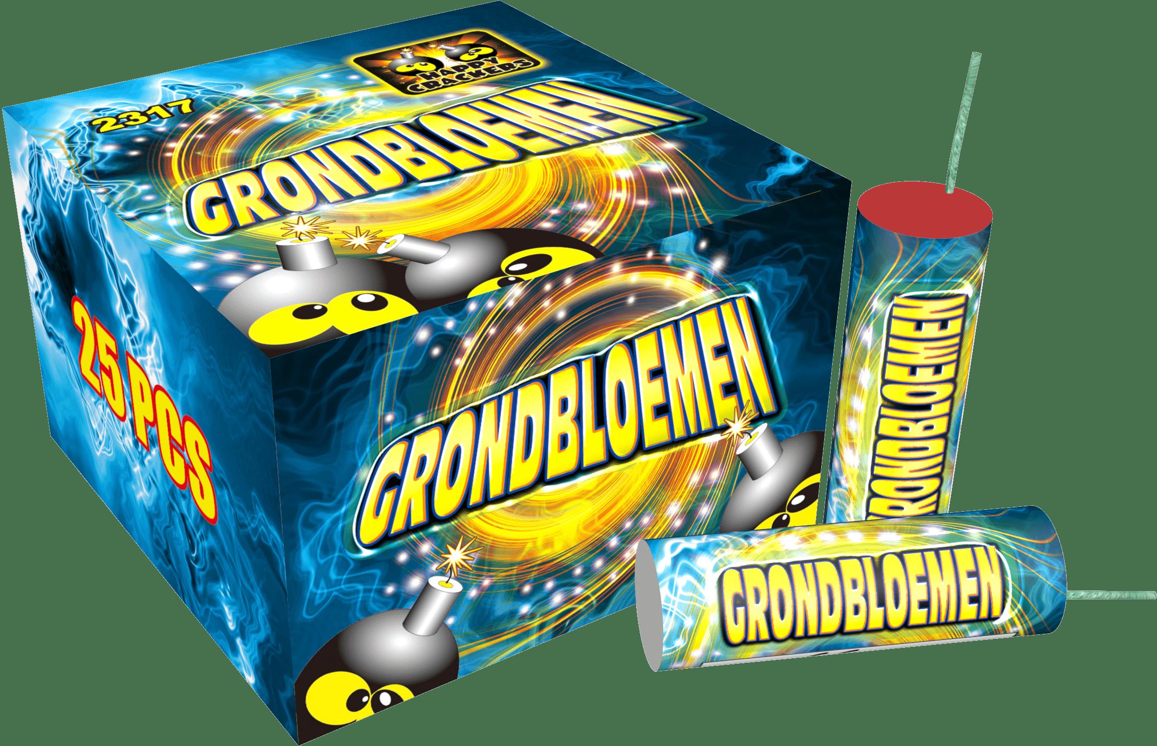 Grondbloem (25 stuks)