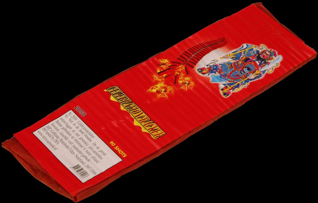 Cracker 90 schots