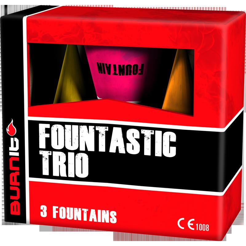 Fountastic Trio