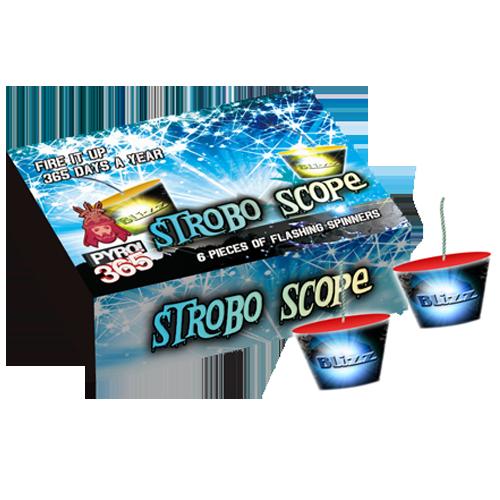 Stroboscope (6 stuks)
