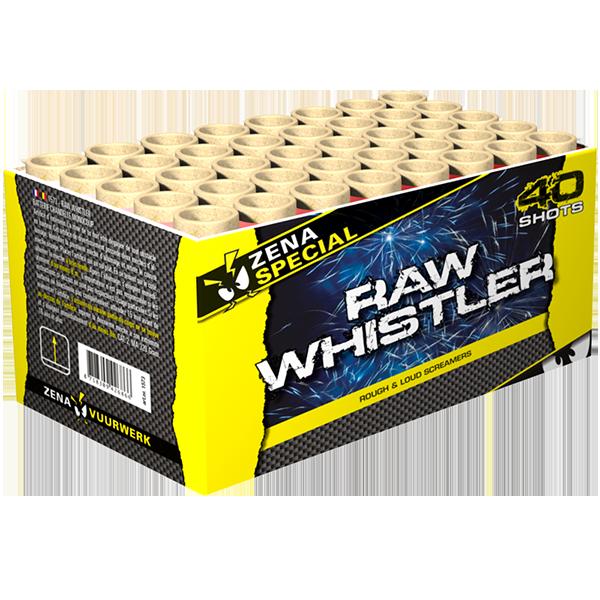 Raw whistler