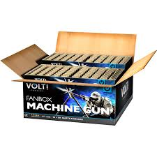 Machinegun box
