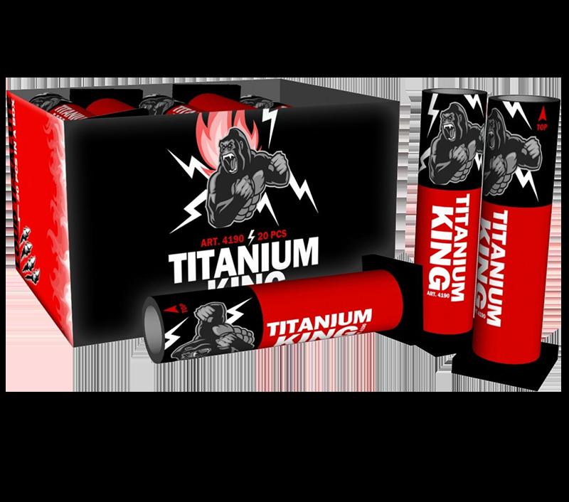 Titanium King 100