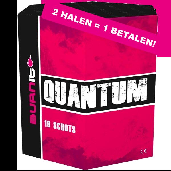 Quantum 2 HALEN 1 BETALEN!