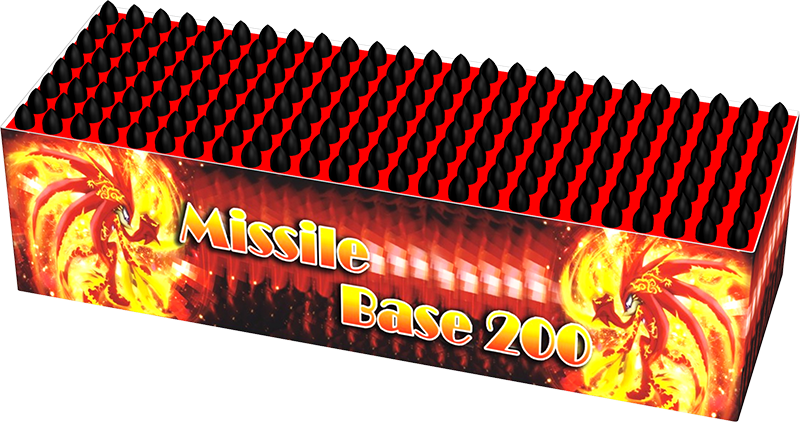 Missile base 200 shots