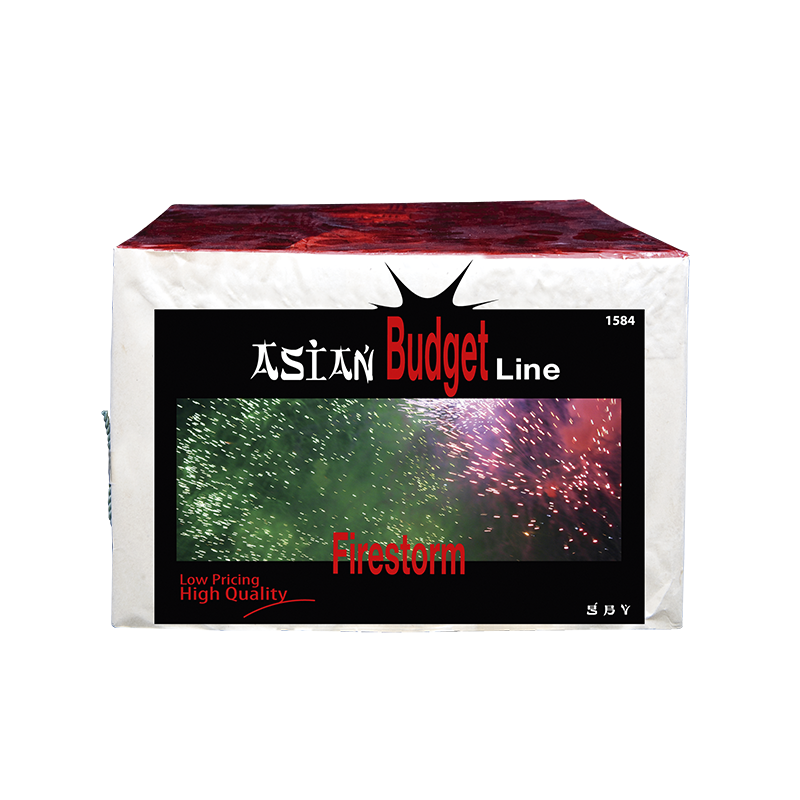 Asian budget Firestorm 36 Shots