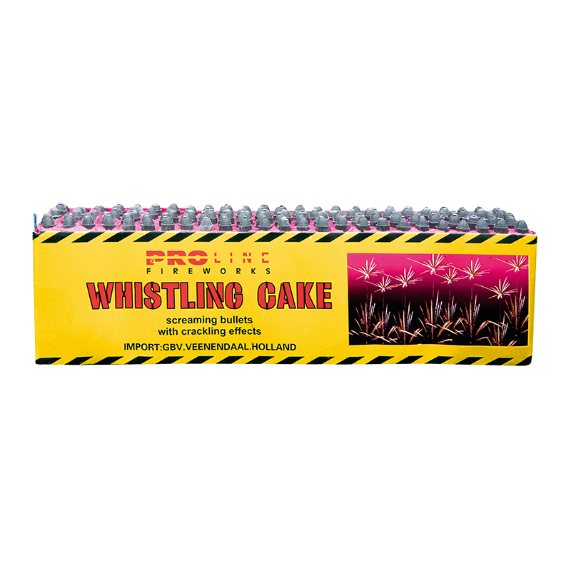 Pro-line Whistling Cake  125 shots