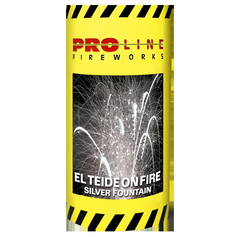 Pro-line El Teide on Fire