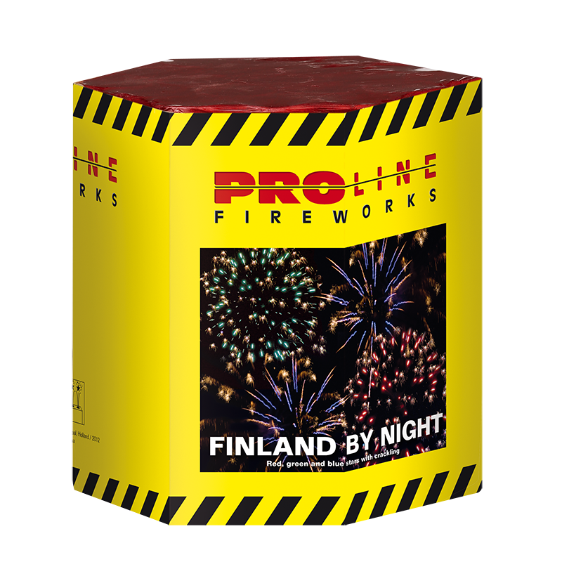 Pro-line Finland by Night 19 Shot