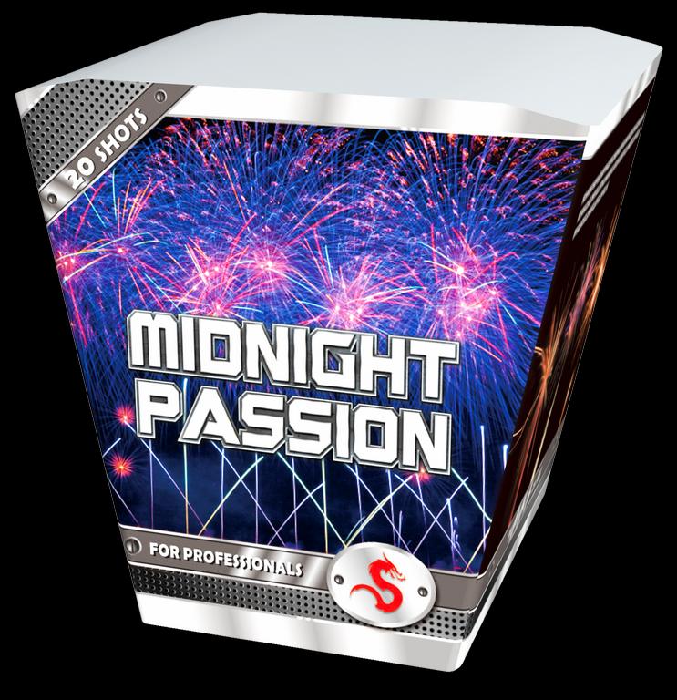 3 halen = 1 betalen Midnight Passion