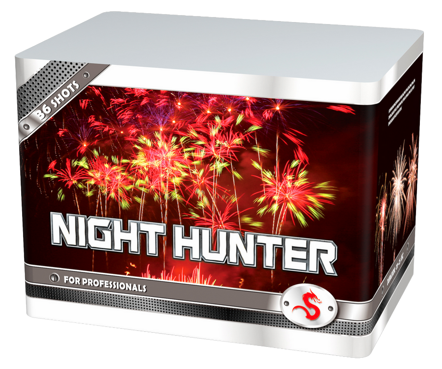 Night hunter 2 HALEN = 1 BETALEN!