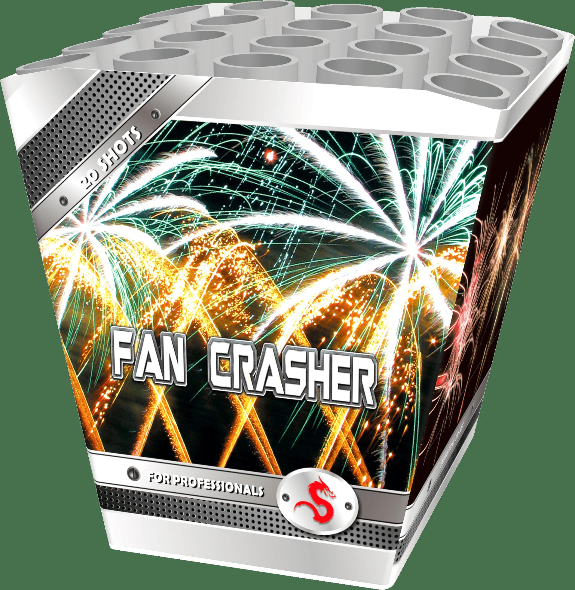 Fan Crasher 2 halen = 1 betalen