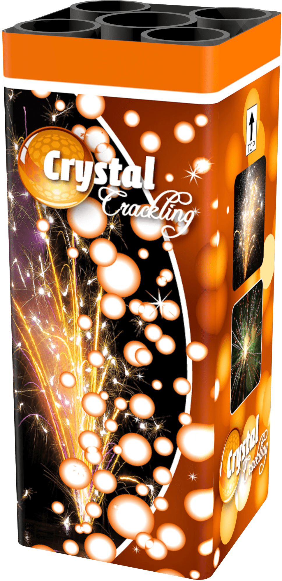 Crackling Crystal
