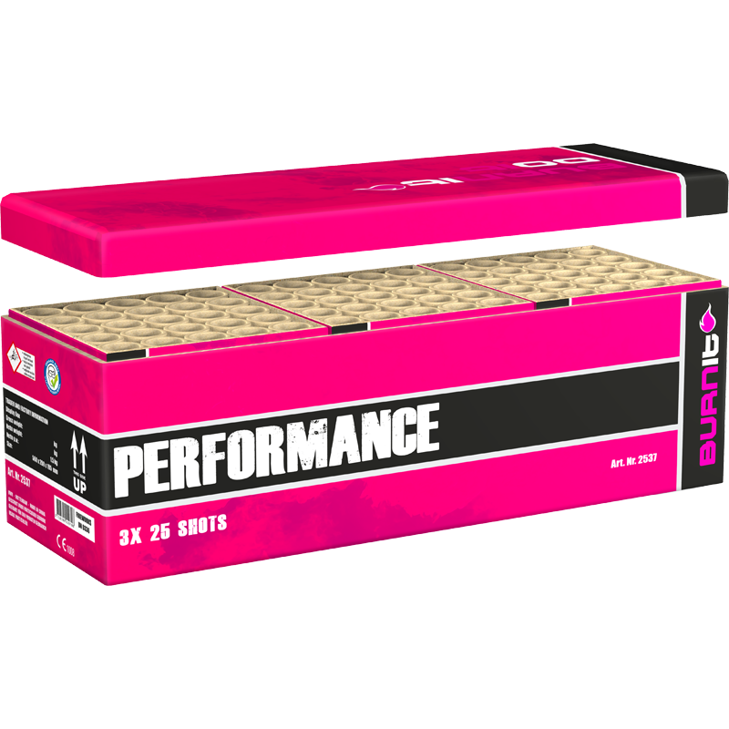 Burn It Performance Box