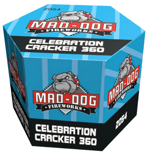 Celebration Cracker 360 schots