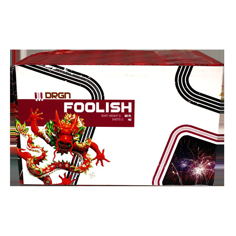DRGN FOOLISH 40 SHOTS