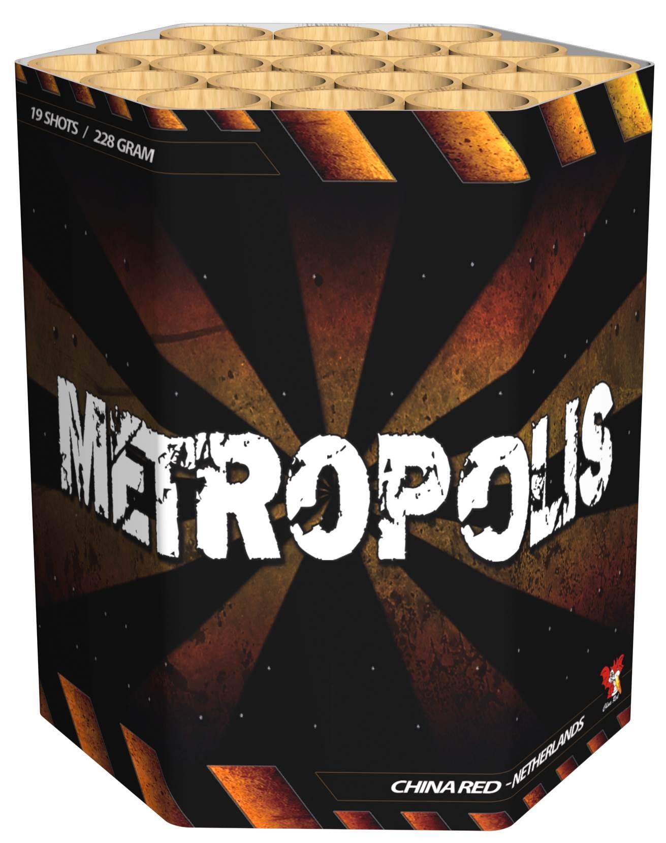 Metropolis / Intense