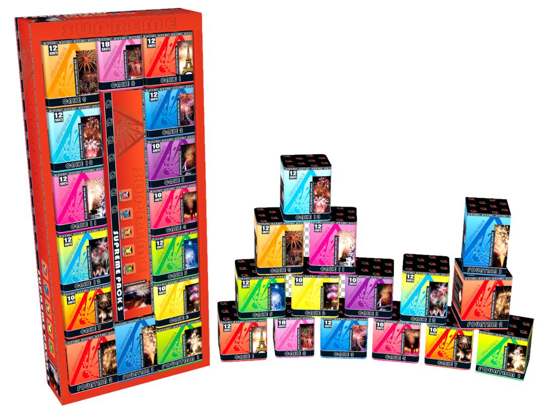 Supreme Pack 3