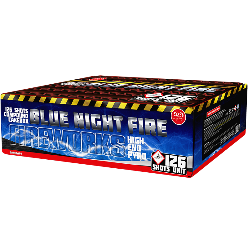 Blue Night Fire (Compound)