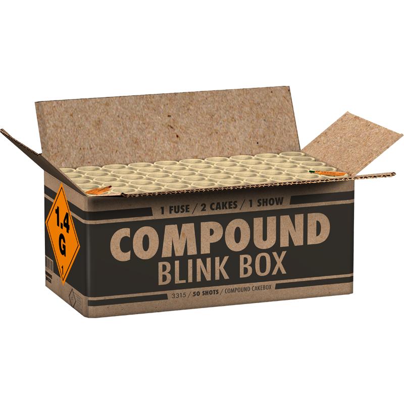 Compound Blink Box