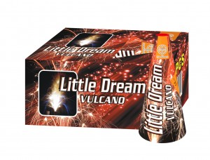 The Little Dream Vulcano (doosje a 2 stuks)