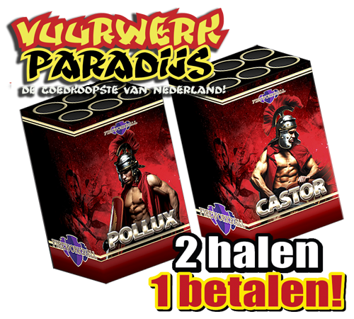 Pollux & Castor set