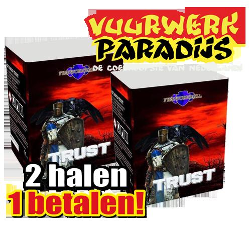TRUST  2 HALEN 1 BETALEN