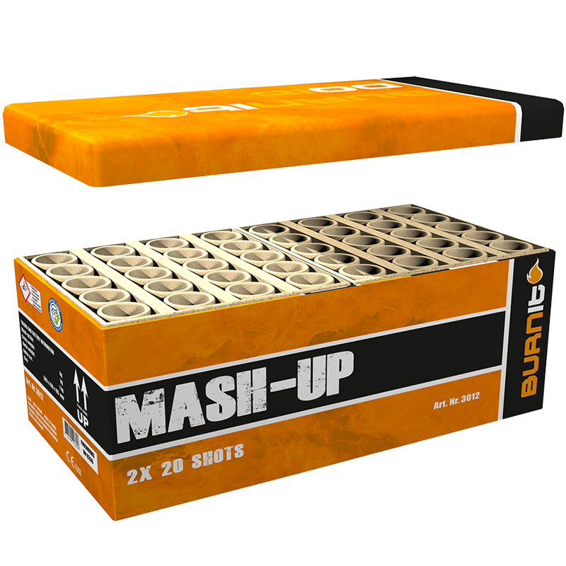 Mash Up Box