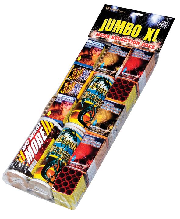 Jumbo XL Assortiment