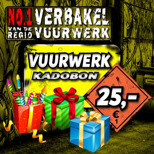 kadobon 25
