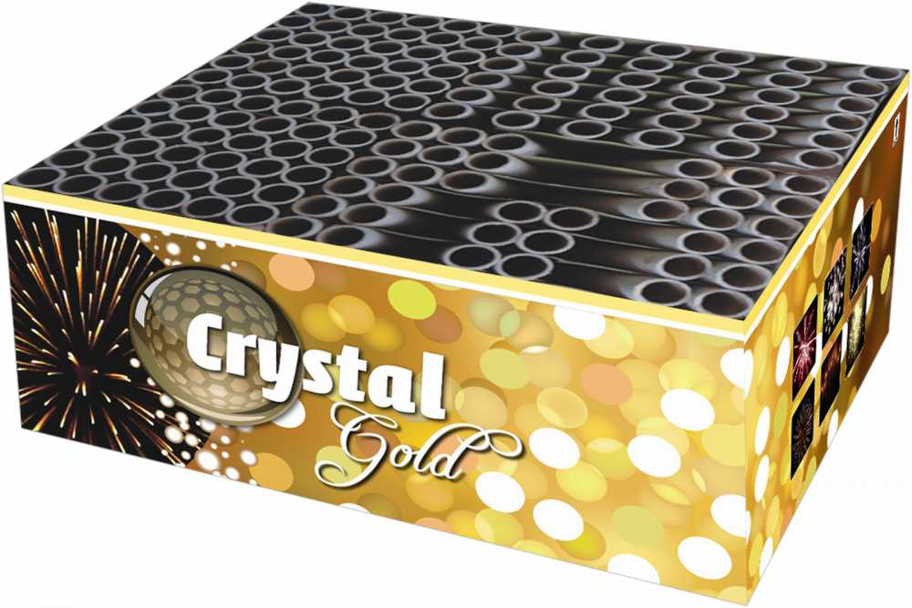 Big Gold Chrystal