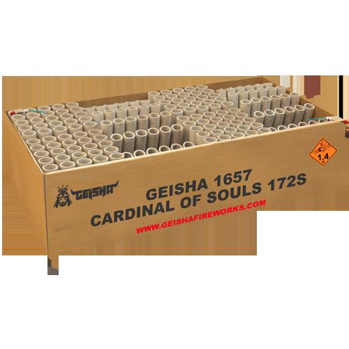 Cardinal of Souls [Karton]