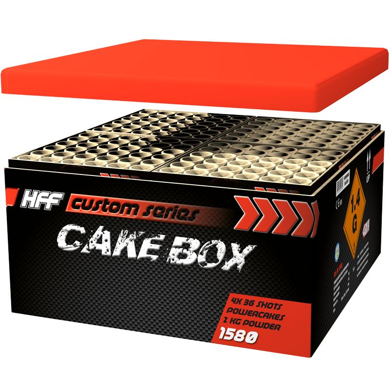 HFF Cakebox [Karton]