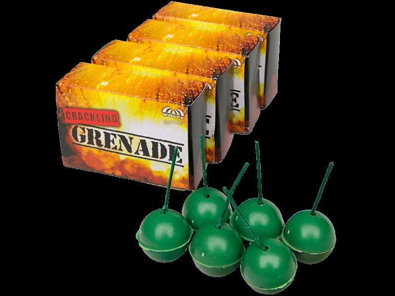 Crackling Grenades