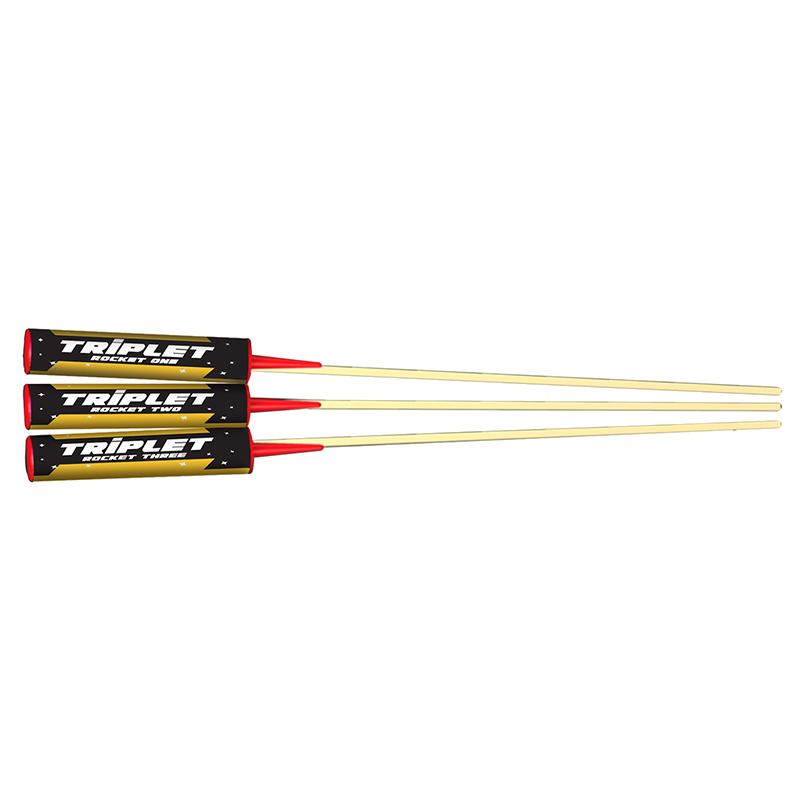 Triplet Rockets