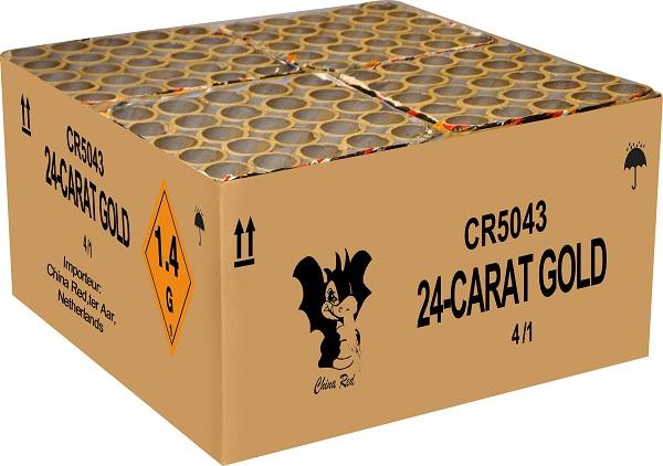 24 Carat Gold Brown