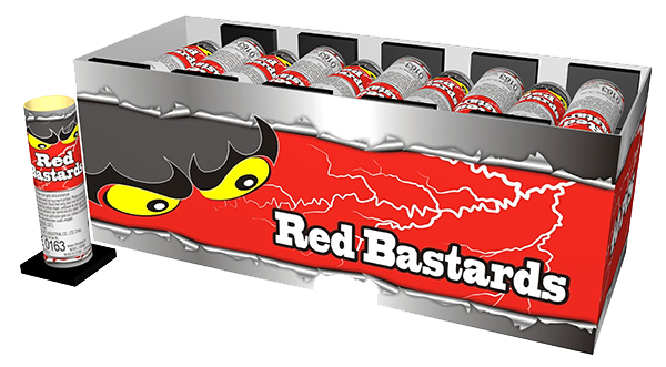 Red Bastard ** 40 stuks
