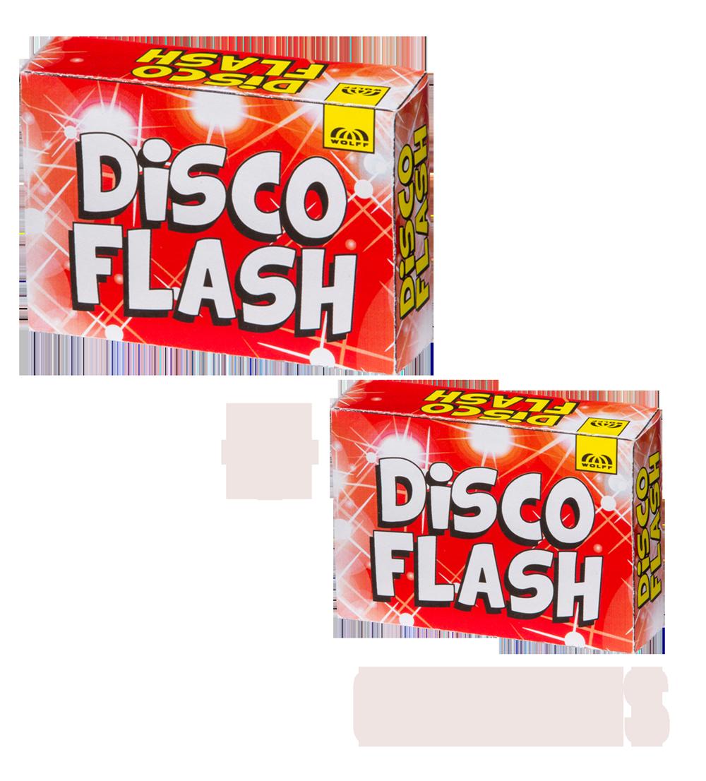 Laser Flash 6 stuks ** 2e Gratis
