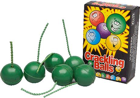 Crackling Balls **